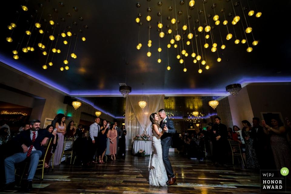 Casa Bella, Sunol, CA wedding venue photo of the First Dance