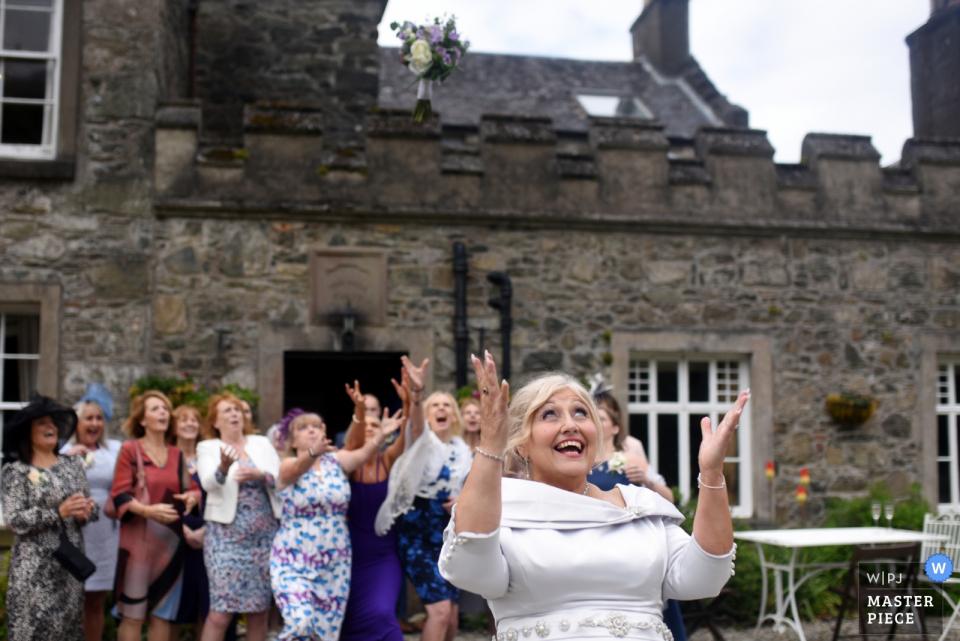 William Baillie von Argyll and Bute ist Hochzeitsfotograf für Lunga House