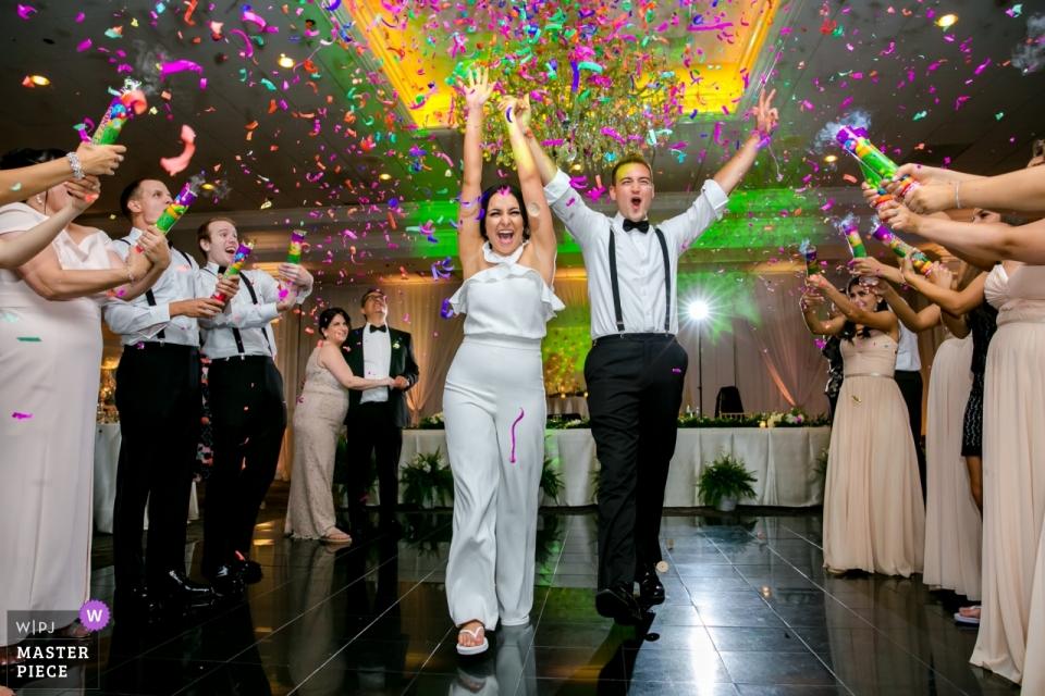 Waterford Banquet & Conference Centre, Elmhurst (Illinois) Photographie de lieu au mariage - Mariage des mariés