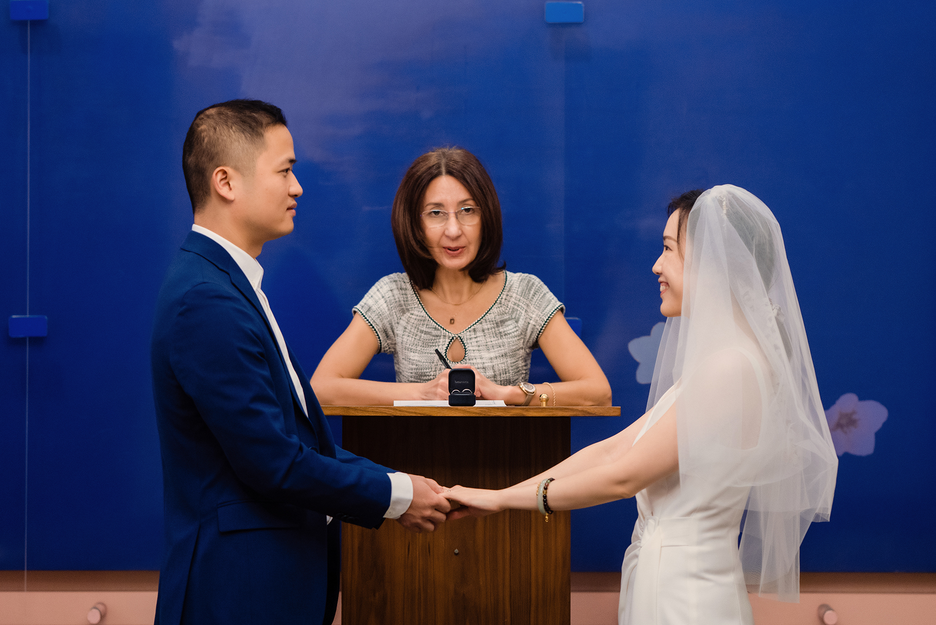 New York City - Clerk Elopement Ceremony Photography |