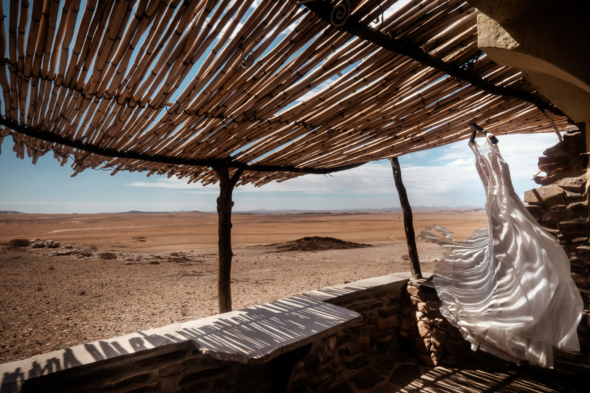 Namibia, Africa Elopement Photos | The majestic desert backdrop