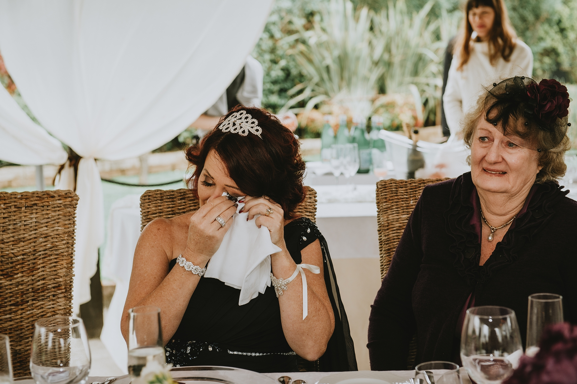 Elopement Image from Venice - Osteria al Ponte del Diavolo - Torcello | After the husband's emotional speech