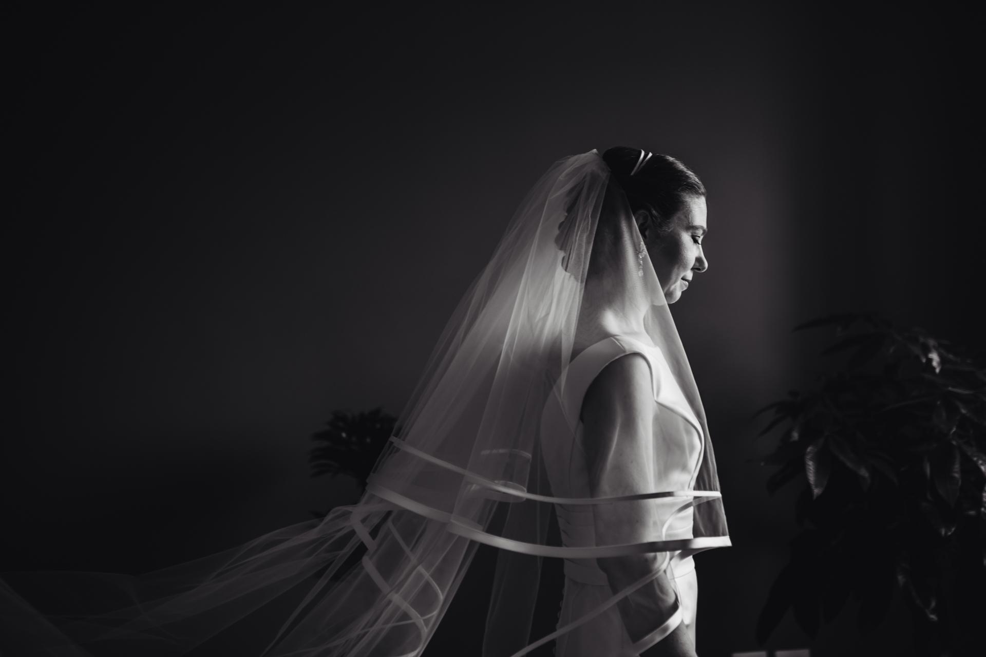 Florencja, Toskania Elopement Bridal Image | Wreszcie panna młoda jest gotowa na ceremonię