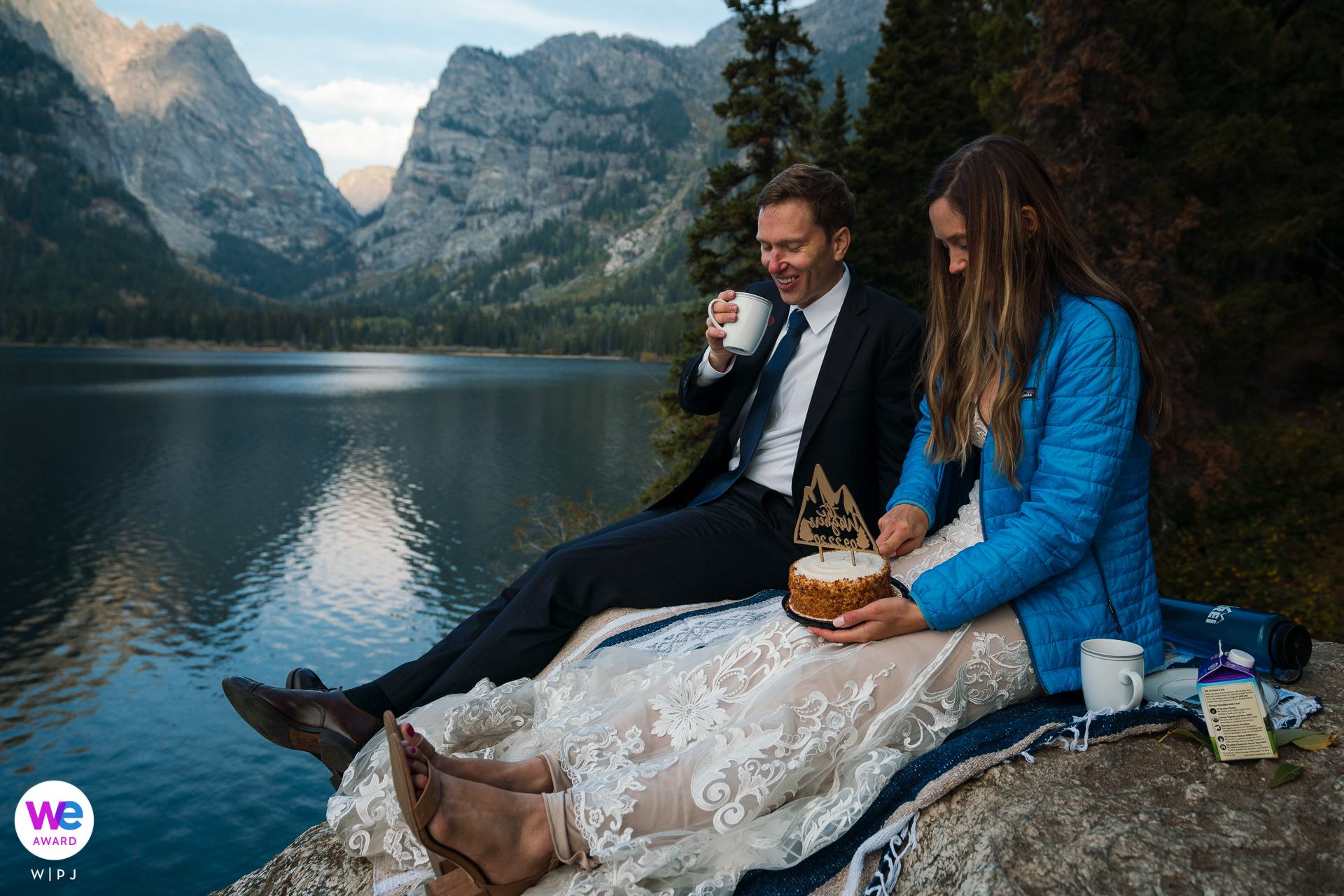 Grand Teton National Park Wy Adventure Elopement Photography Wyoming Mountain Weddings Wpja