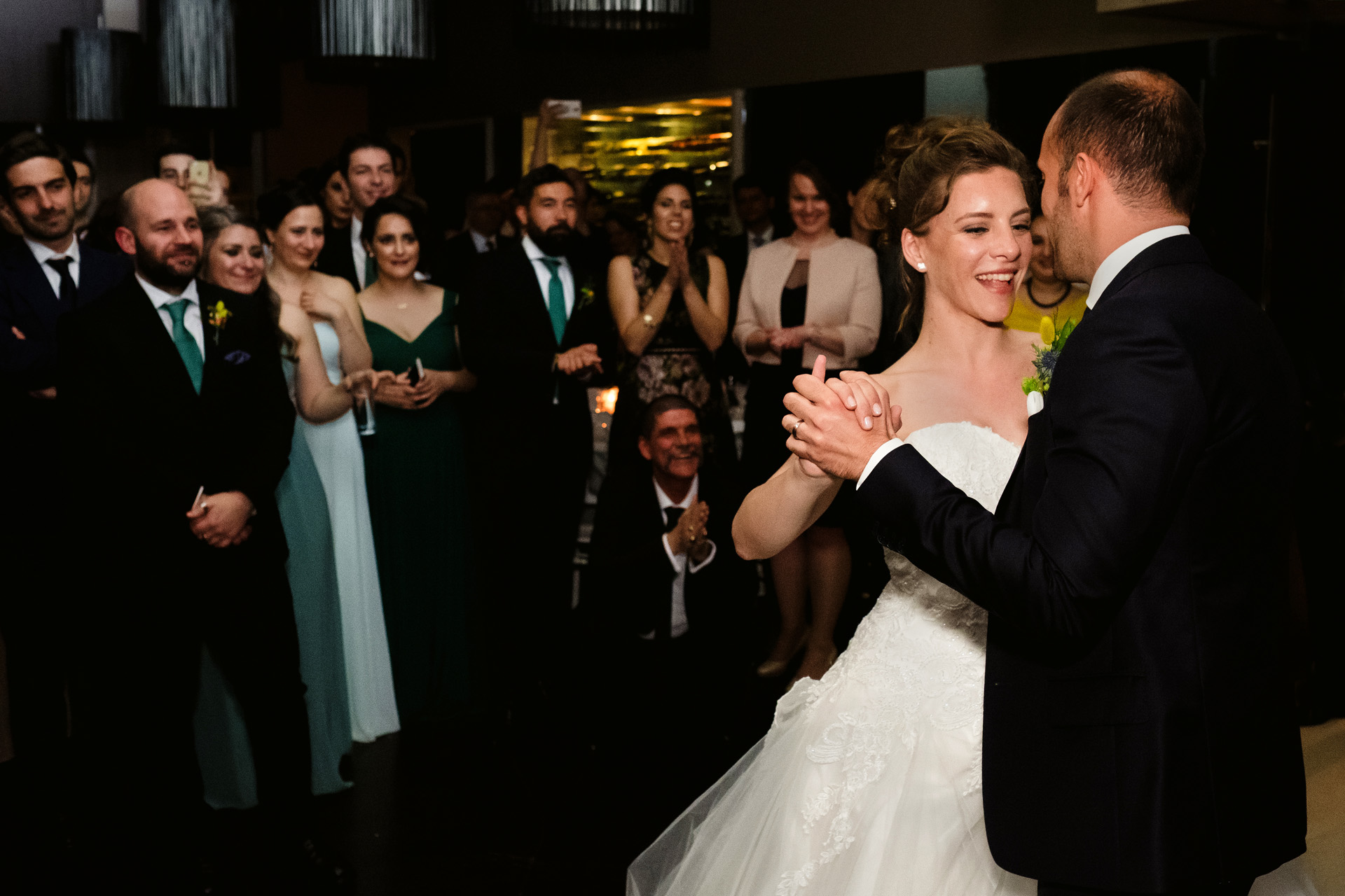 Istanbul, Turkey Wedding Photography | time for the first dance