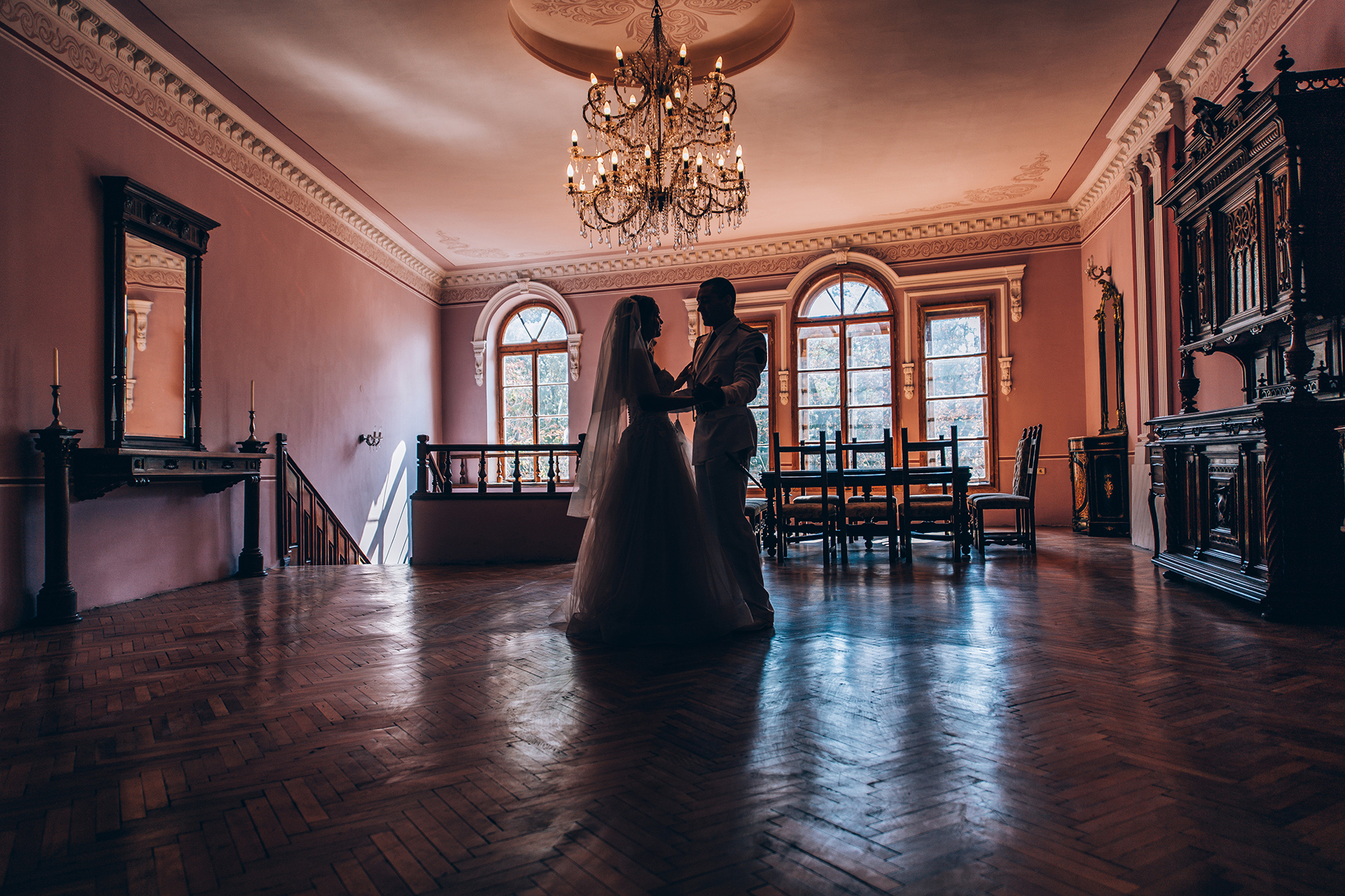 Bulgaria Wedding Photography | The bride and groom take a moment for themselves