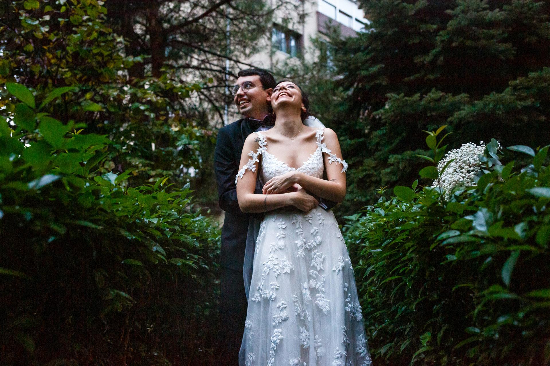 Wedding Photographer for Sisli Evlendime Dairesi | The couple shooting was pretty fun