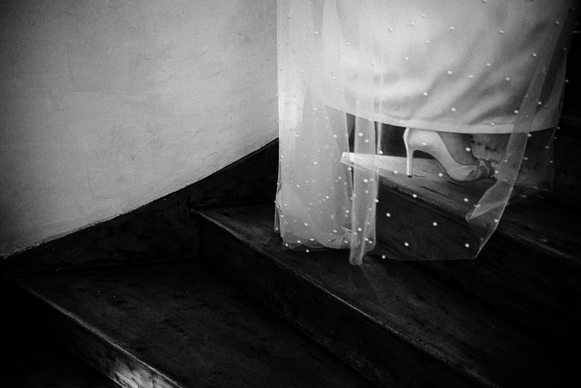 Top São Paulo Wedding Photography | A detail of the brides shoe