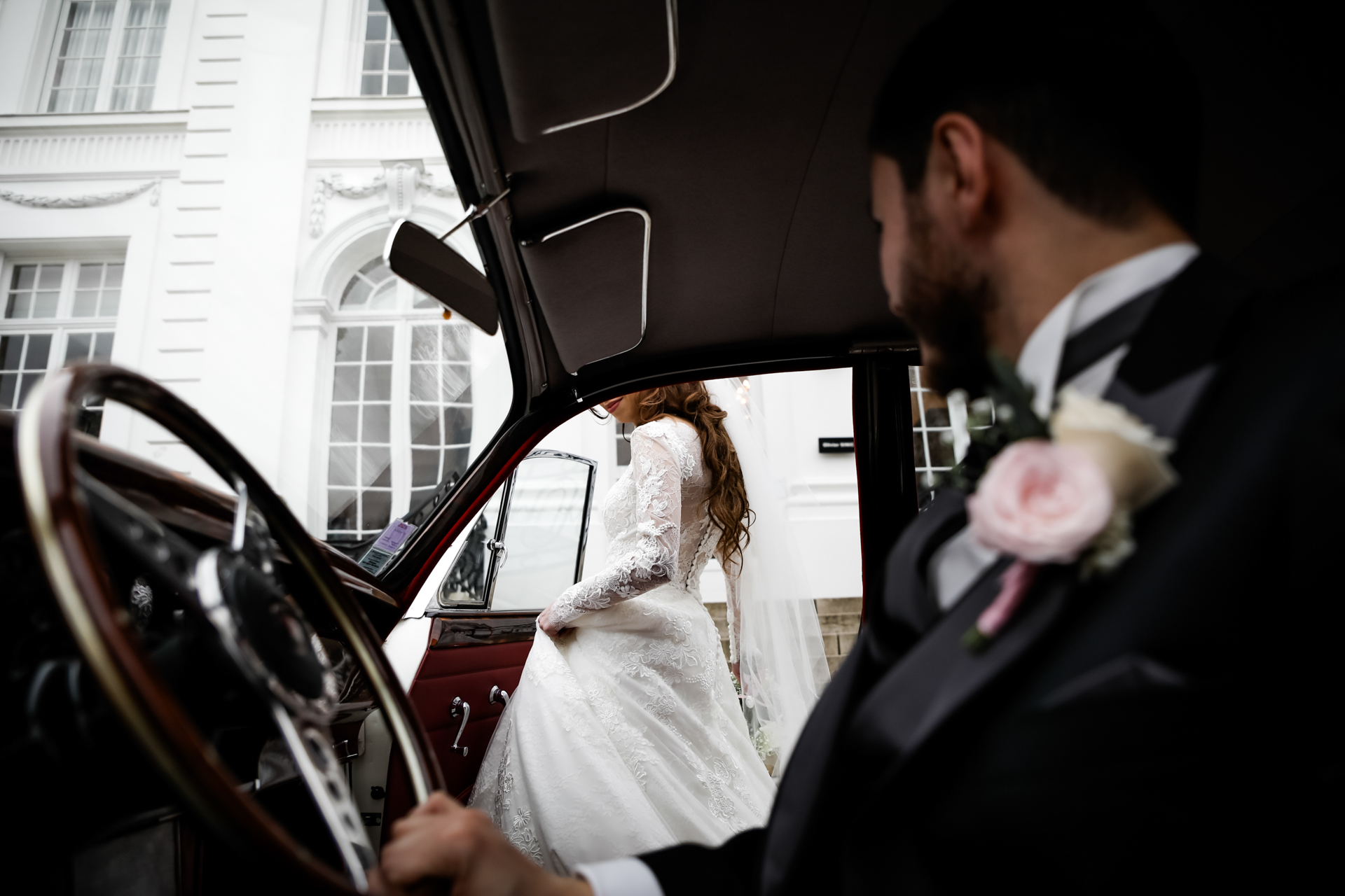 Julien Laurent Georges, of , is a wedding photographer for Lille - France