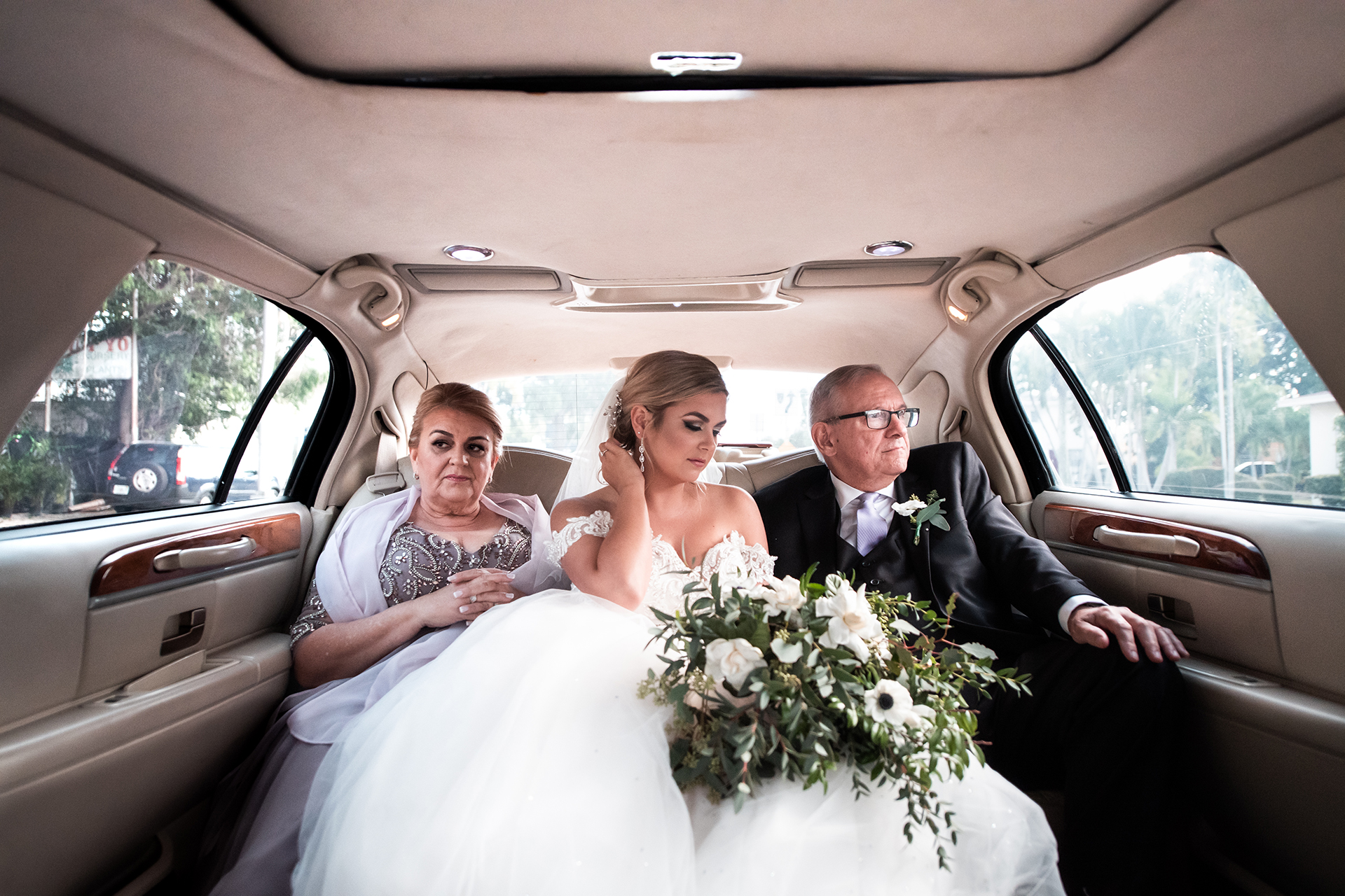 David Zaoui, of Florida, is a wedding photographer for The Epic Hotel Miami FL