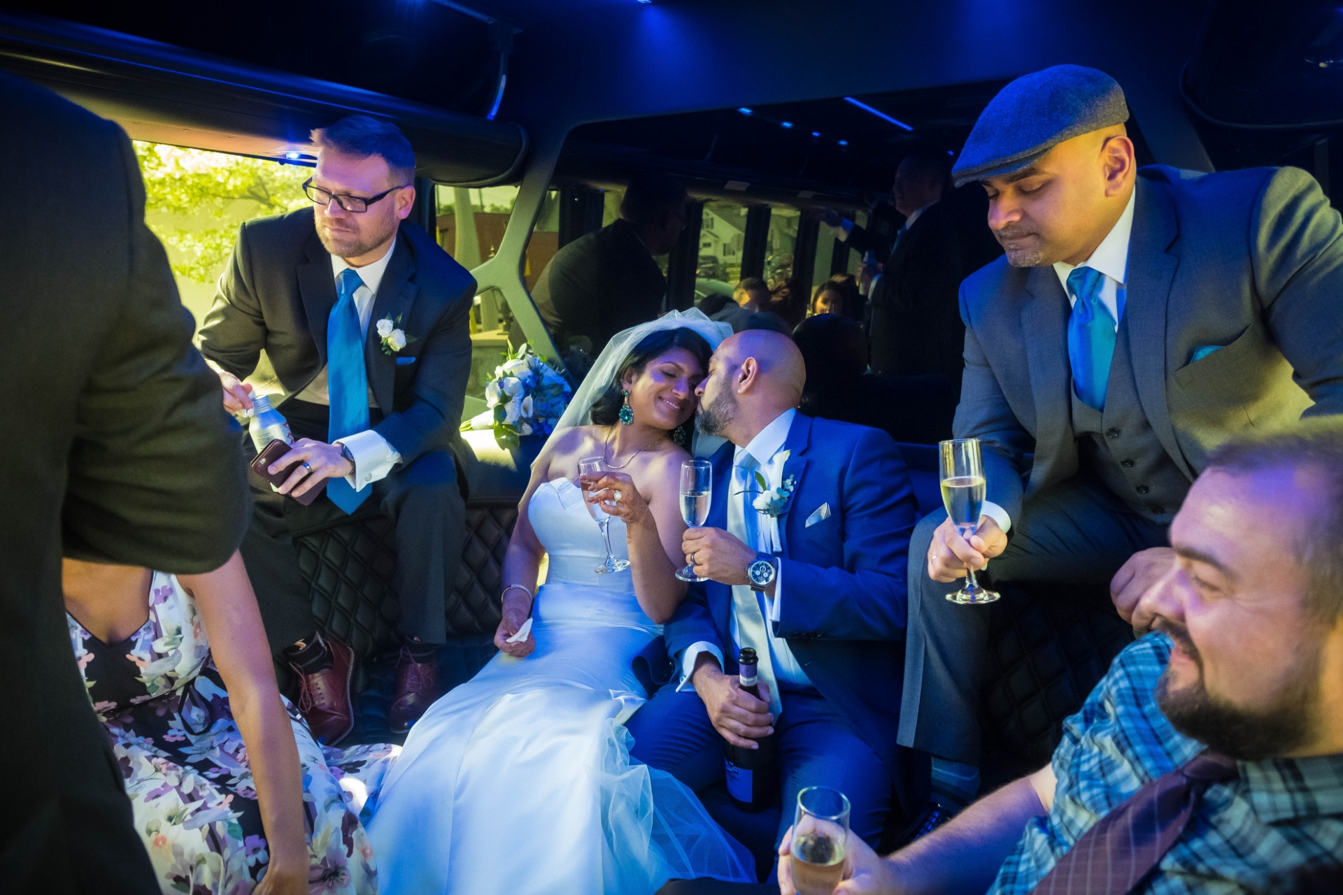 Ray Iavasile, of Michigan, is a wedding photographer for Plymouth Manor