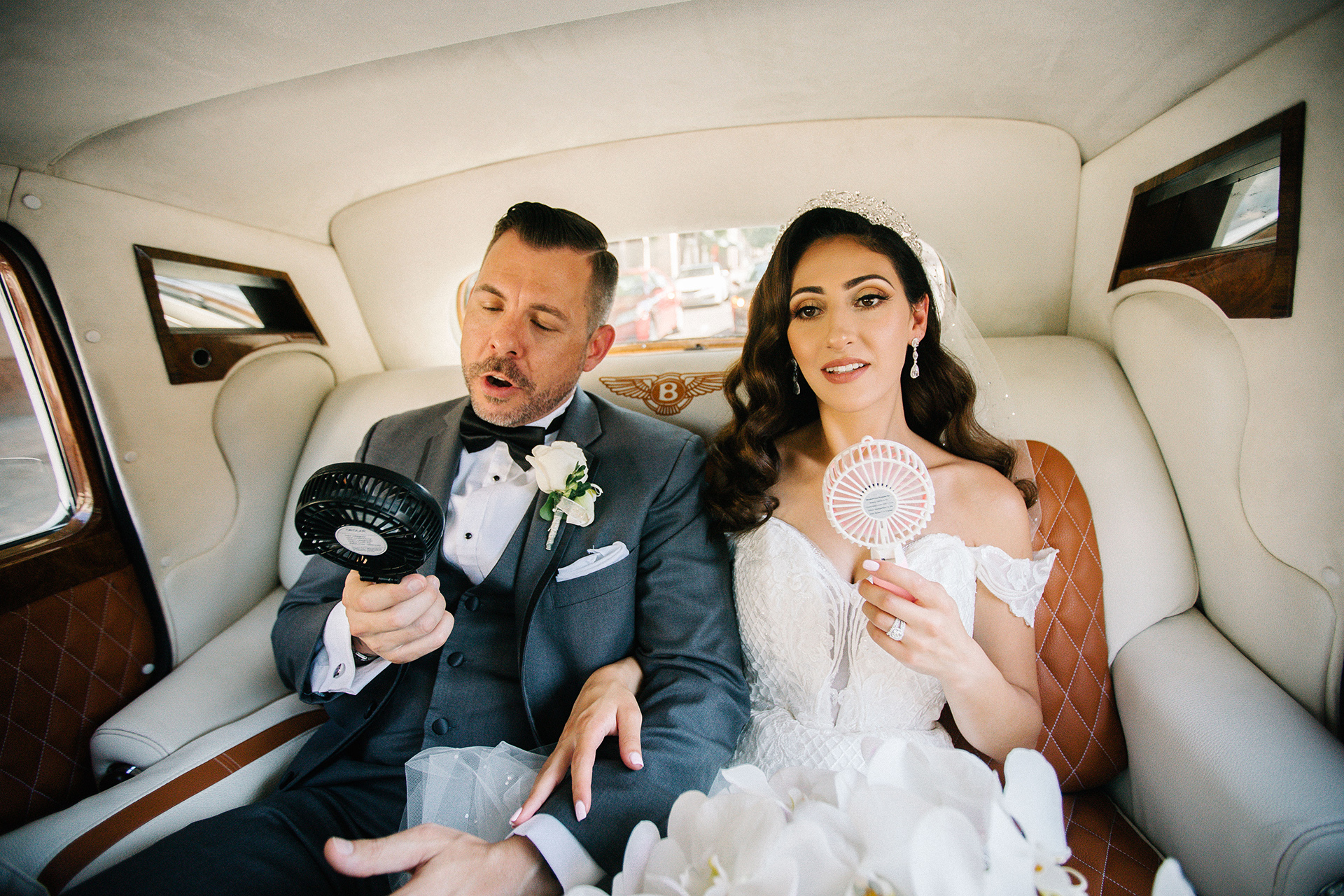 Raymond Nguyen, of California, is a wedding photographer for hyatt