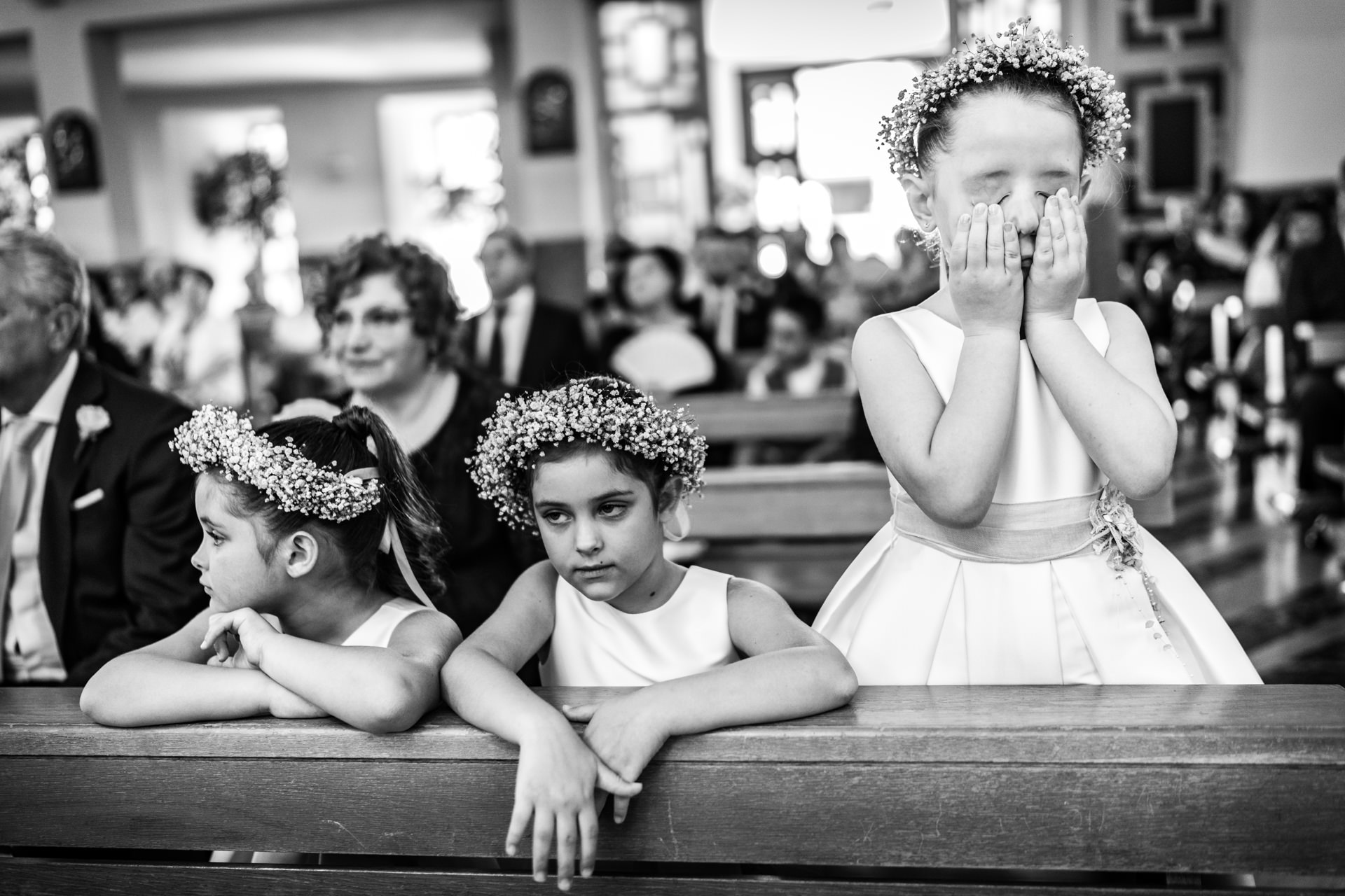 Federica Ariemma, of Napoli, is a wedding photographer for Lettere