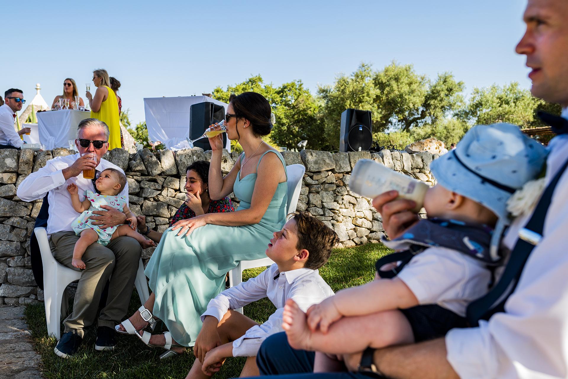 Pasquale Minniti, of Reggio Calabria, is a wedding photographer for puglia