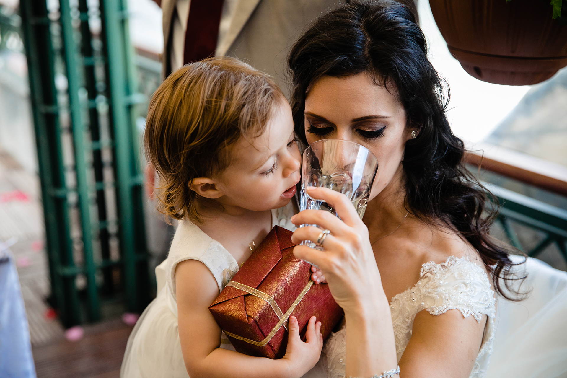 Tsvetelina Deliyska z Sofii jest fotografem ślubnym Grand Hotel Sofia