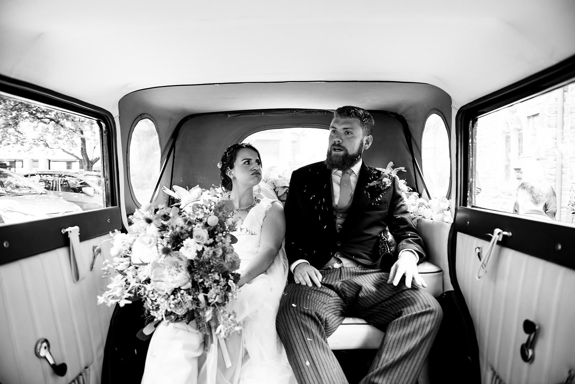 Jonny Barratt aus Gloucestershire ist Hochzeitsfotograf für Penmaen House in Wales