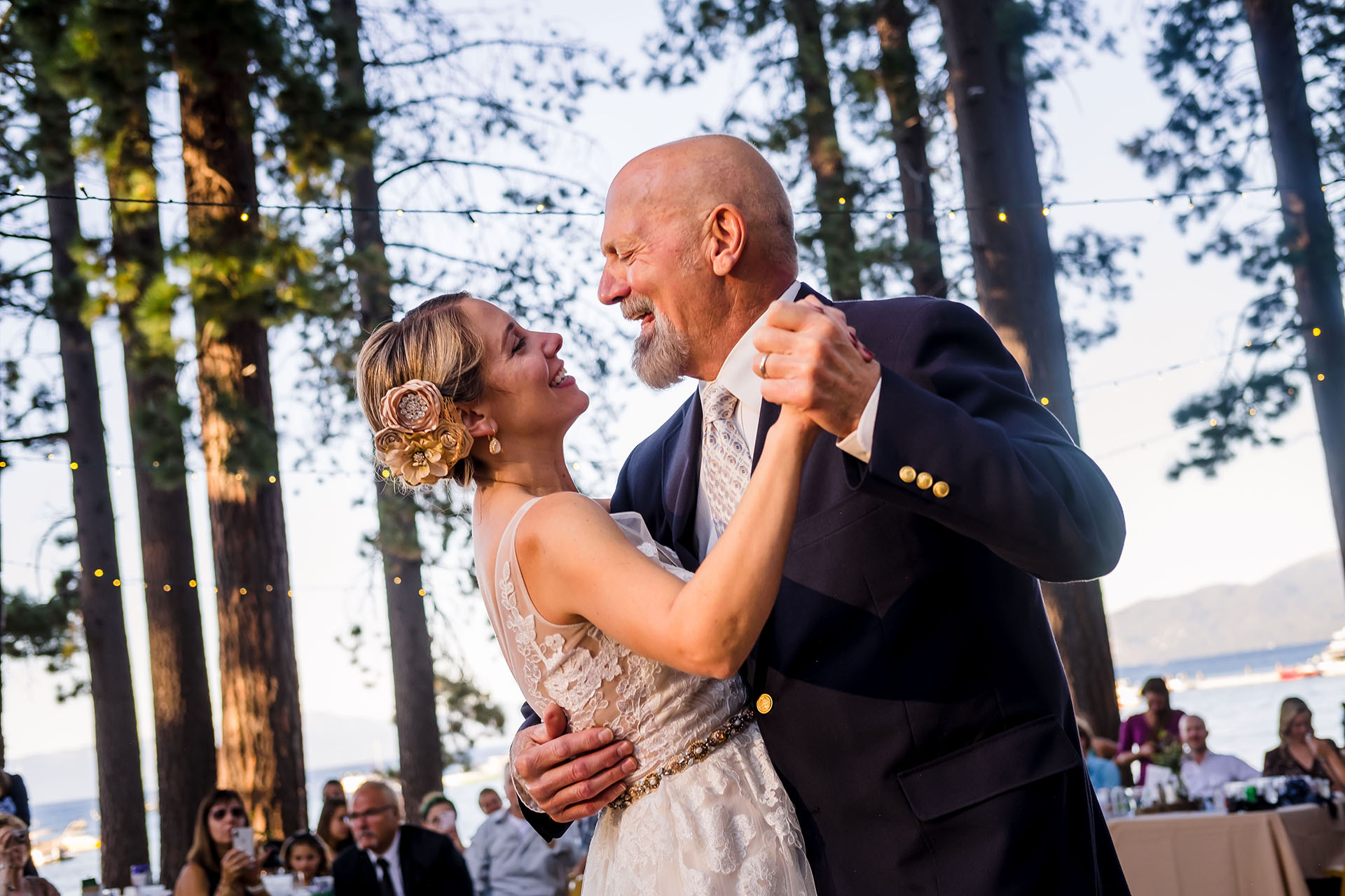 Shaunte Dittmar, of California, is a wedding photographer for -
