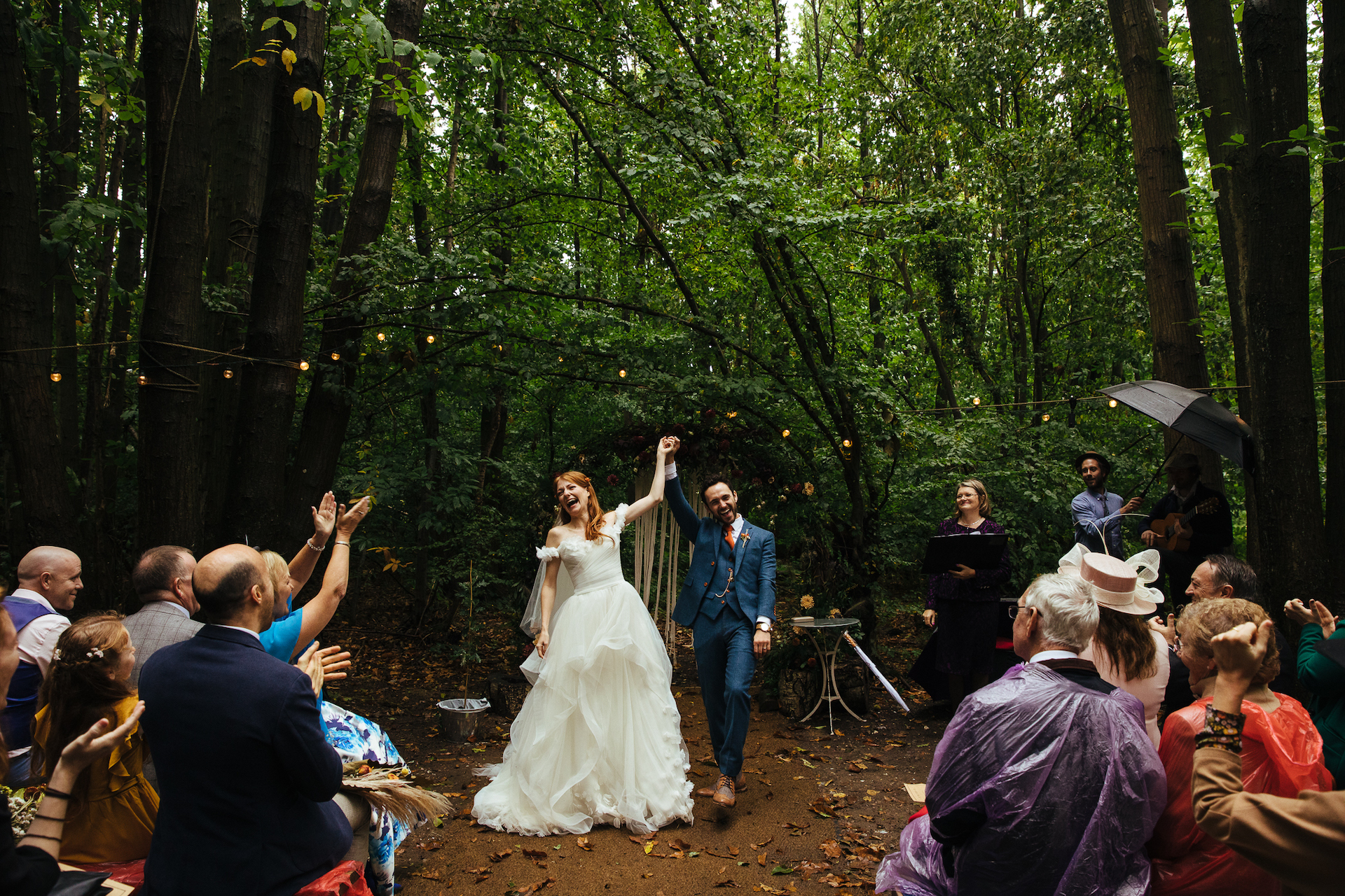 Lyndsey Goddard, of London, is a wedding photographer for